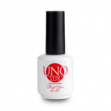 "Верхнее покрытие ""Uno Lux Hight Gloss Top Coat"" 15 мл."